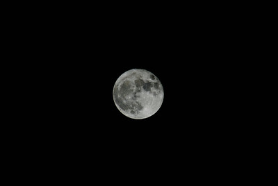 Super Moon, with added POW!, 2016