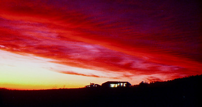 SeaRanch-House_at_Sunset