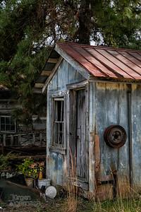Old Auto Repair in Wrens, SC.