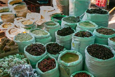 Etla, Oaxaca farmer's market spice