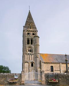 Church of Notre Dame, Colleville-sur-Mer