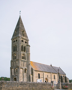 Church of Notre Dam, Colleville-sur-Mer