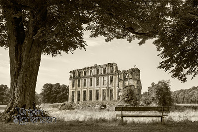 French Chateau Ruin
