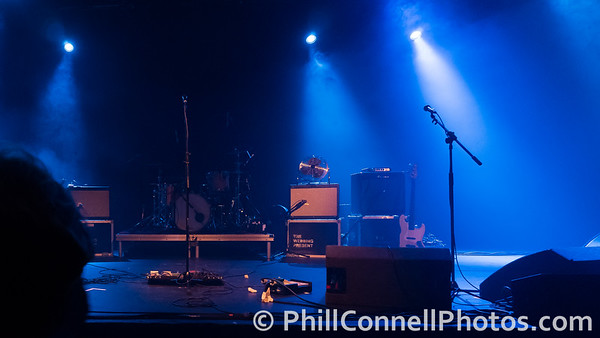 Phill Connell-DSCF1485-The Weddin Present Manchester Academy November 2015