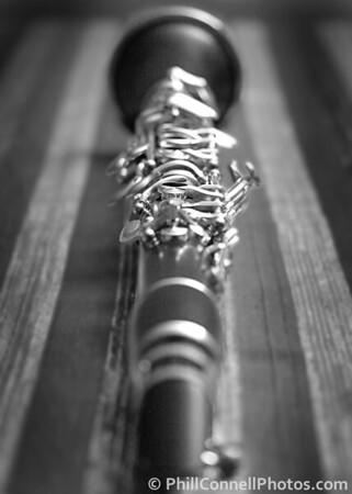 Clarinet in Mono