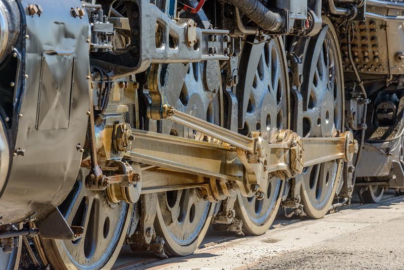 Union Pacific 844 Living Legend Big Wheels
