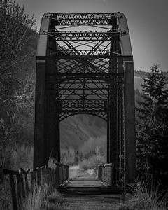 Union Pacific Bridge #6284, Blaine County, Idaho