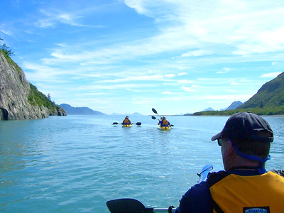 Aialik Bay, Alaska, Kayak Adventure