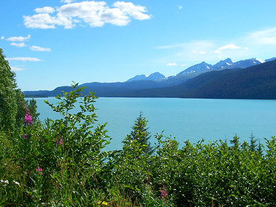 Kenai Lake Westward View, Alaska