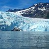 Aialik Glacier Calving, Alaska