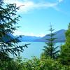Kenai Lake along Route 9, Alaska