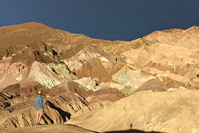 Artist's Palette & Steve, Death Valley National Park
