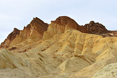 Waves of Rock, Golden Canyon, Death Valley National Park