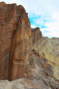 Red Cathedral Spires, Death Valley National Park
