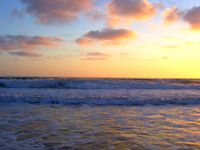 Pacific Tranquility