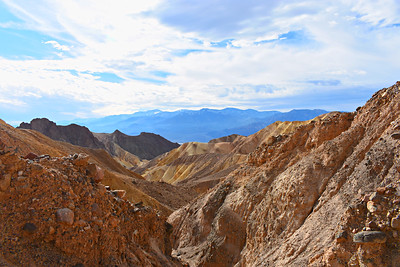 Layers & Textures, Death Valley National Park