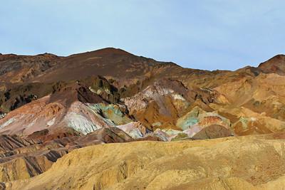 Artist's Palette, Death Valley National Park