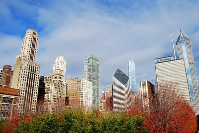 "Chicago, ""City of Big Shoulders"""