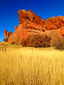 Roxbourough's Red Rock