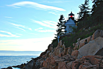 Bass Harbor Head Light, Maine