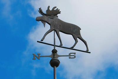 Moose Style...Maine Vane