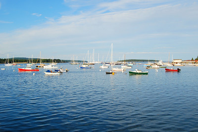 Southwest Harbor, Mt. Desert Island, Maine
