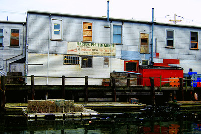 Harbor Fish Market, Portland Maine