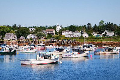 Corea by the Sea, Maine