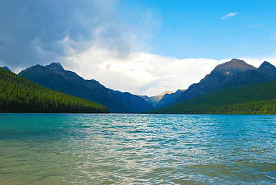 Bowman Lake, North Fork, Glacier National Park