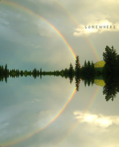Somewhere Over the Rainbow, Mirrored Image