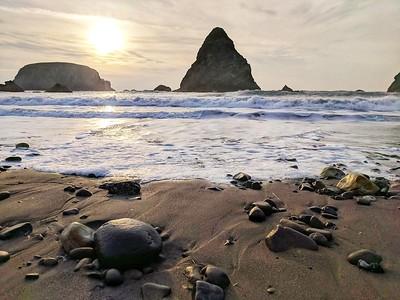 Big and Little Rocks, Brookings, Oregon