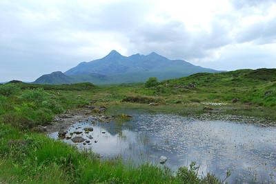 Cuillin Hills from Sligachan, Isle of Skye
