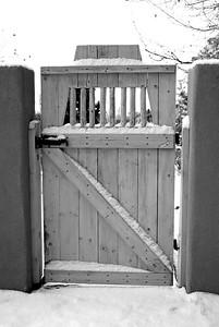 Avila Gate, Santa Fe