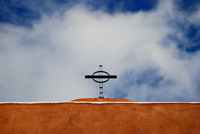 Iron Cross in Santa Fe