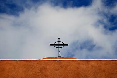 Iron Cross in Santa Fe