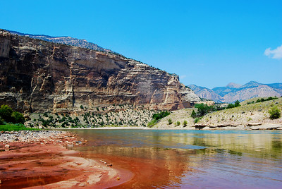 River's Bend at Dinosaur National Park, Utah