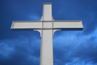 The Cross of the Martyrs, Santa Fe, New Mexico