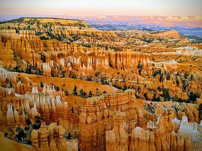 Bryce Canyon N.P., Google Stylized