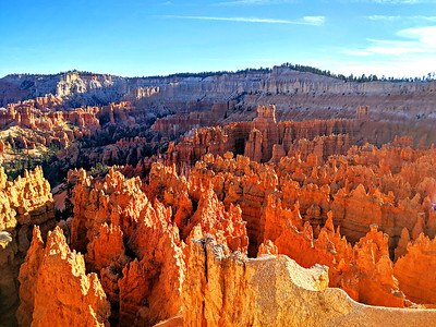 Spires & Hoodoos, Bryce Canyon National Park