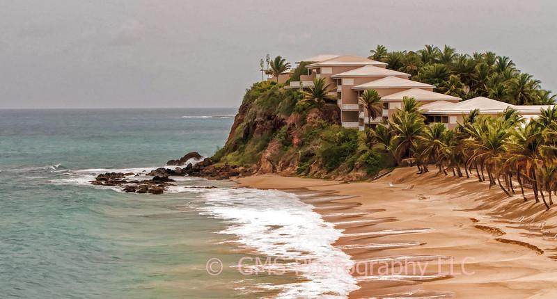 Antigua Coastline