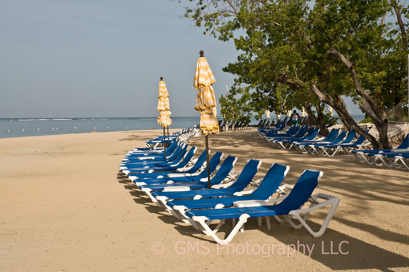 Early Moning Jamaican Beach
