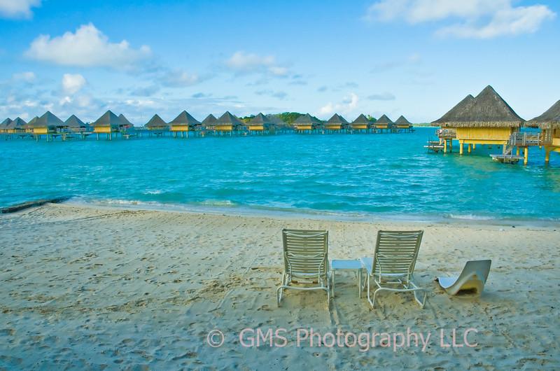 Bora Bora Beach View
