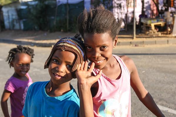 UNICEF/Kiwanis Site Visit to Namibia