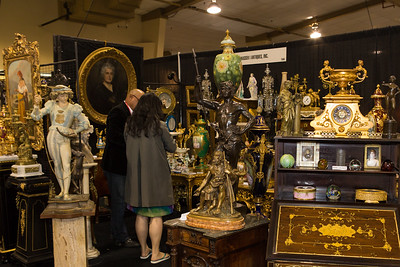 US Antique - The Original Antique Show Miami 2017