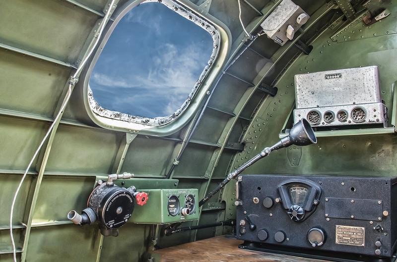 B17 Radio Room