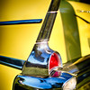 Classic Chevrolet Automobile Tail Fin