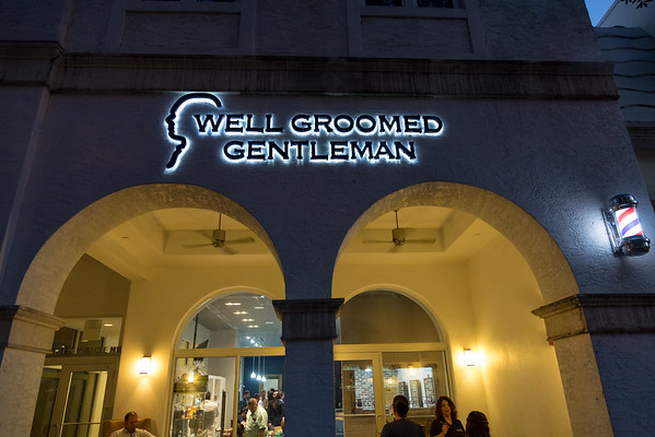 Well Groomed Gentleman 2016 Father's Day Event