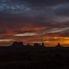 Monument Valley Sunrise, Arizona