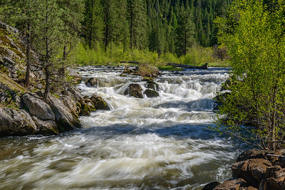 Little Salmon River, Idaho