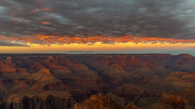 Grand Canyon National Park Sunset